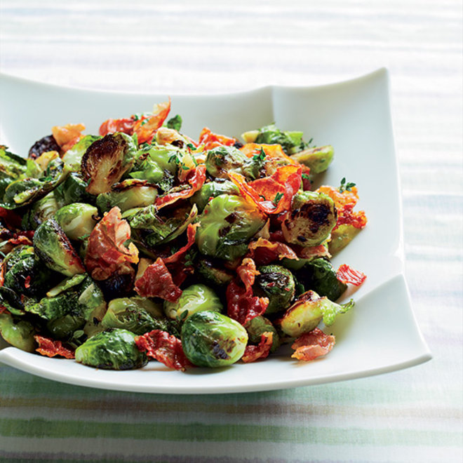 Food & Wine: A Short History of Brussels Sprouts