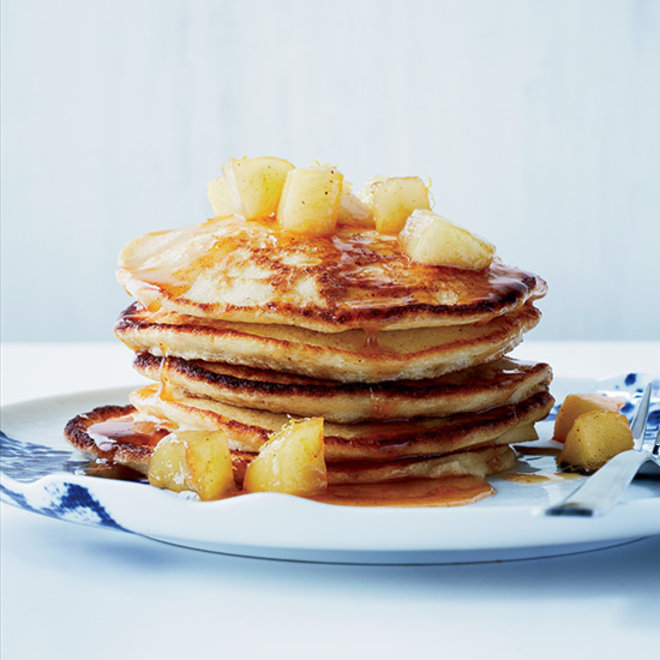 Food & Wine: 12 Things to Add to Pancakes