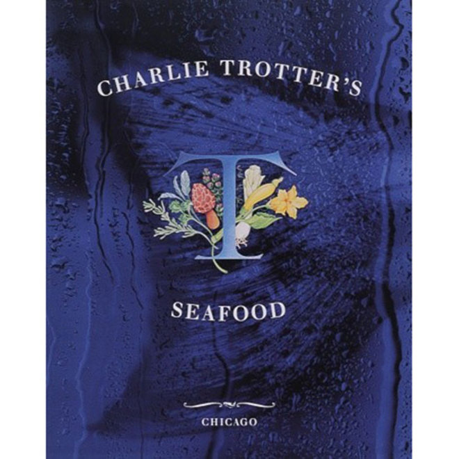 Food & Wine: The Charlie Trotter Cookbook that Everyone Should Own