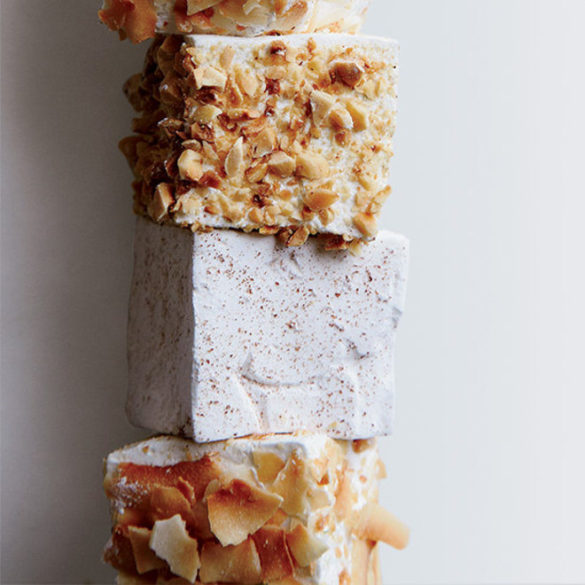 Food & Wine: Soft and Chewy Marshmallows