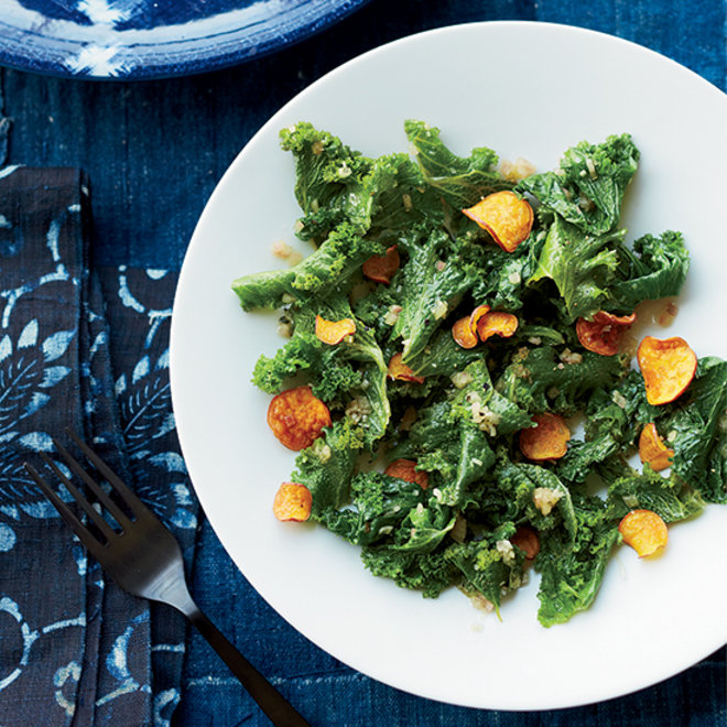Food & Wine: 9 Dishes to Make with Your Garden's Fastest-Growing Produce