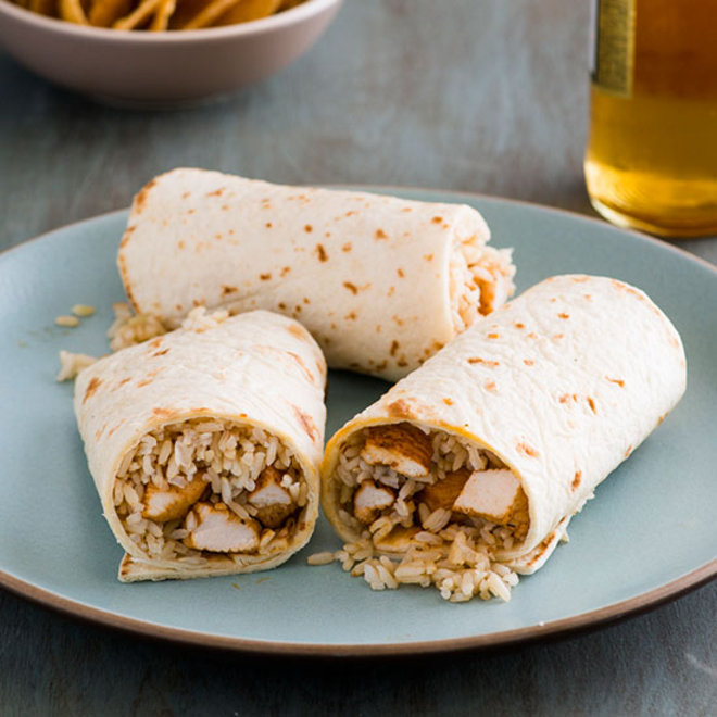 Food & Wine: Take a #BurritoSelfie with These 10 Burritos