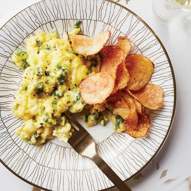 Food & Wine: 7 Ways to Upgrade Scrambled Eggs
