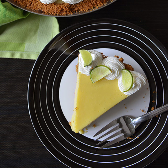 Food & Wine: Andrew Zimmern's Key Lime Pie