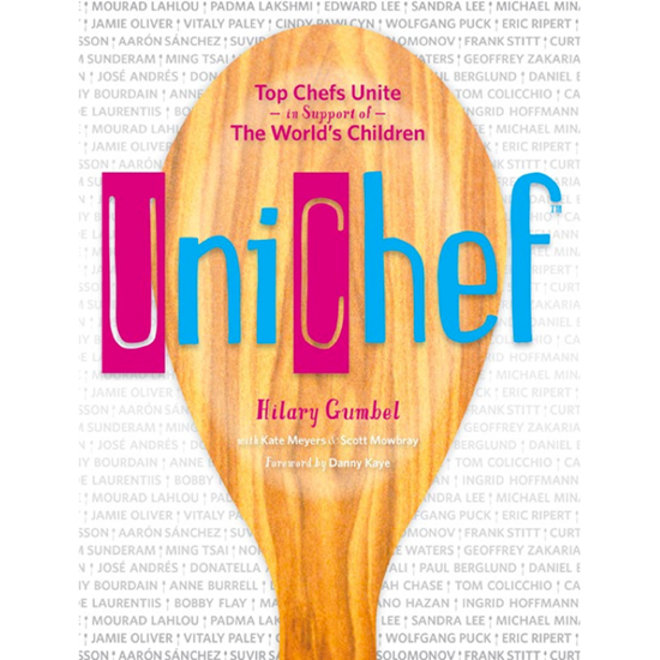 Food & Wine: The Unichef Cookbook Will Help Kids All Over the World
