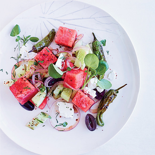Food & Wine: 7 Best Watermelon Salads