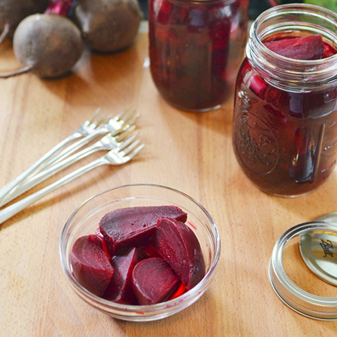 Food & Wine: Beet Pickles
