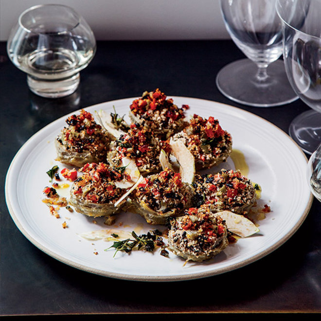Food & Wine: 7 Artichoke Heart Recipes We Heart