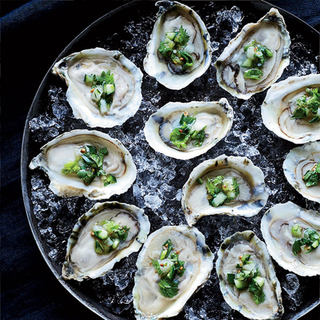 Food & Wine: 6 Oysters Everyone Needs to Know