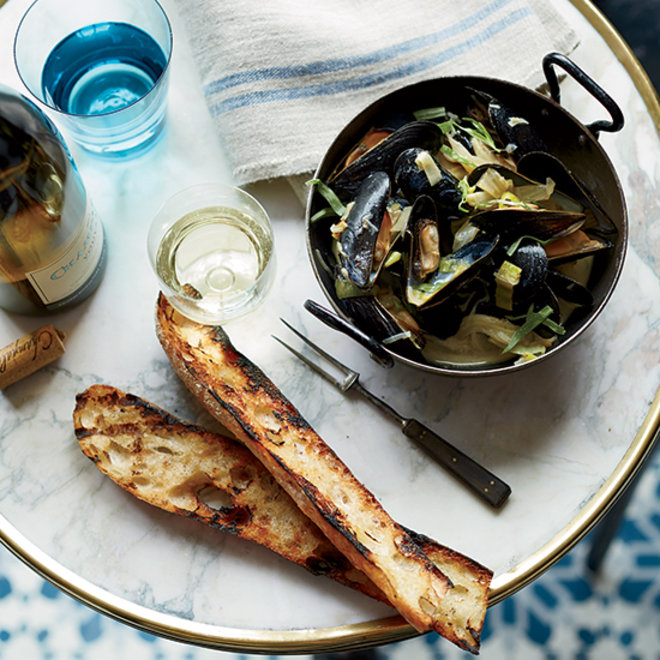 Food & Wine: 7 Ocean-Friendly Seafood Recipes for World Oceans Day