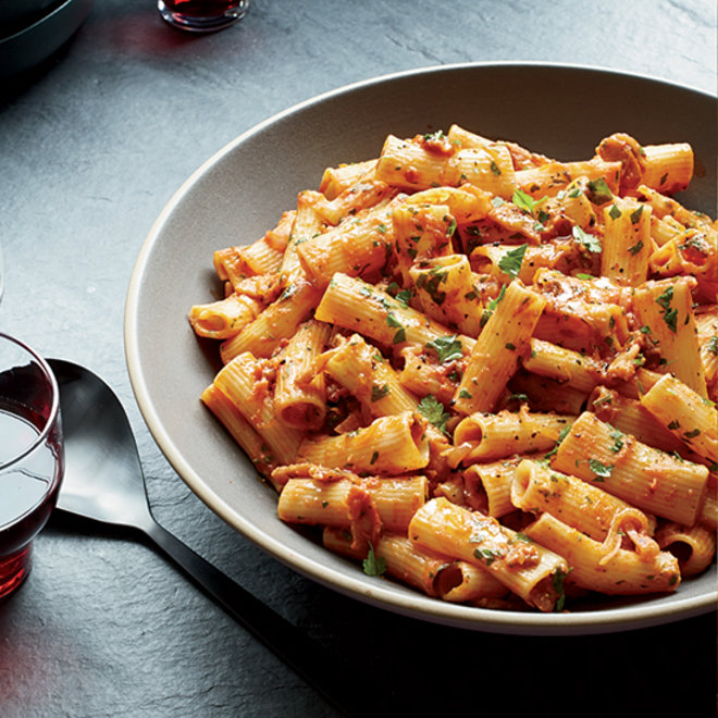 Food & Wine: 8 Brilliant Ways to Use Bacon in Pasta Dishes