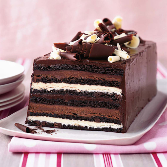 Food & Wine: Truffle Cake