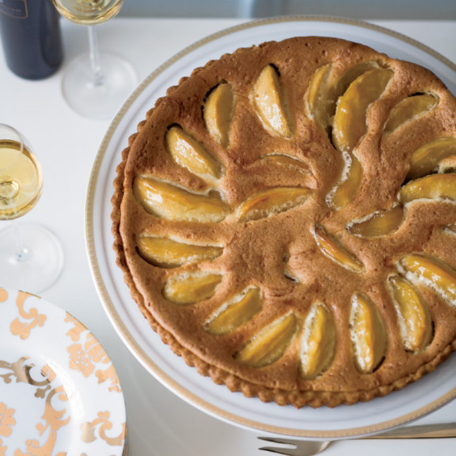 Food & Wine: Granny Smith Apple and Brown Butter Tart