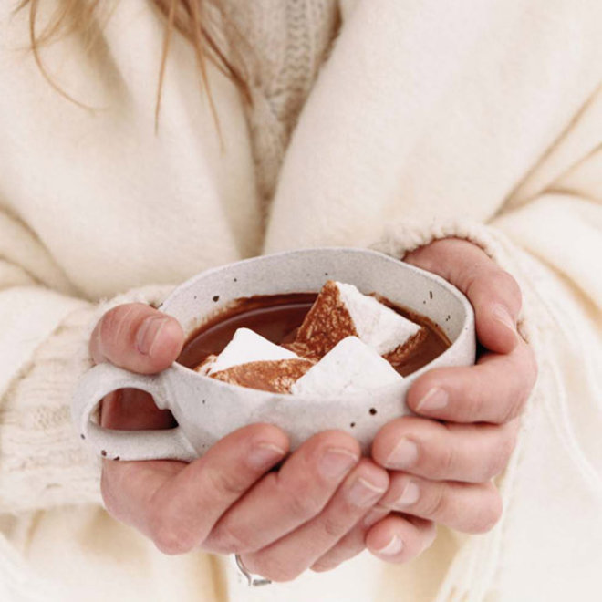 Food & Wine: 6 Adult Hot Chocolates for All of Your Favorite Cozy Scenarios