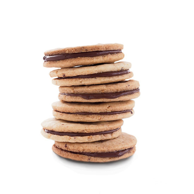 Food & Wine: Nutella Sandwich Cookies