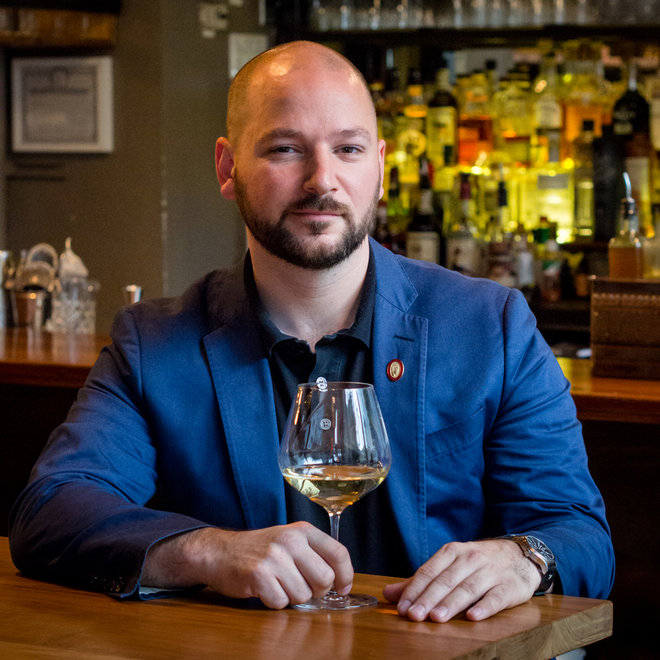 Food & Wine: Alexander LaPratt