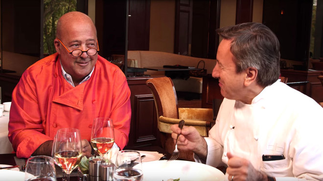 Food & Wine: Watch: Andrew Zimmern's Exciting New Video Series