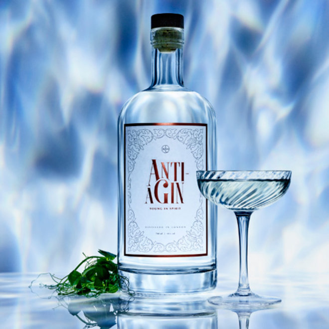 Food & Wine: Anti-Ageing Gin
