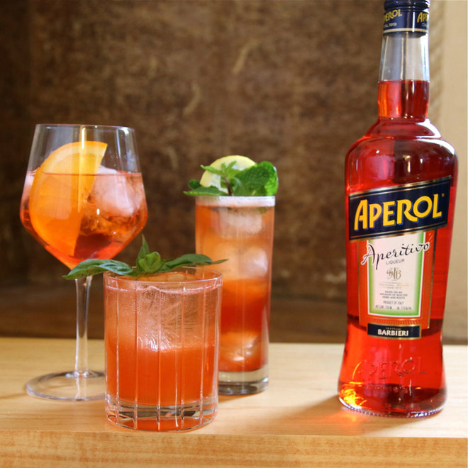 3 ultra refreshing drinks to make with aperol food wine