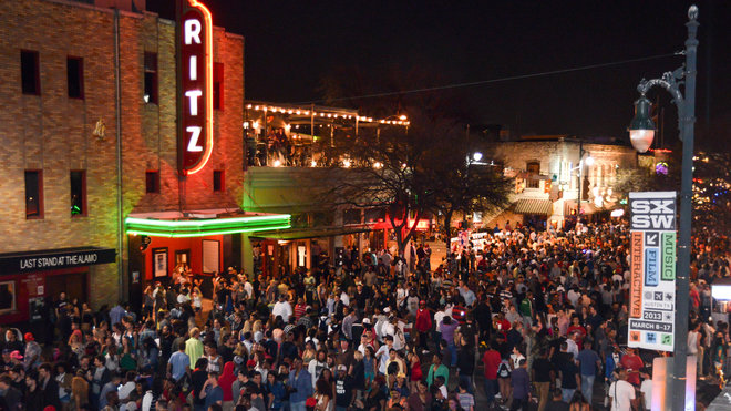 Food & Wine: Where to Go to Escape the Crowds During SXSW