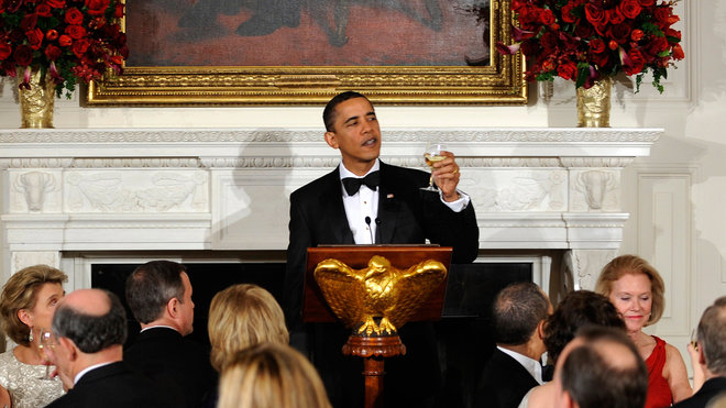 Food & Wine: Barack Obama Wine Choice