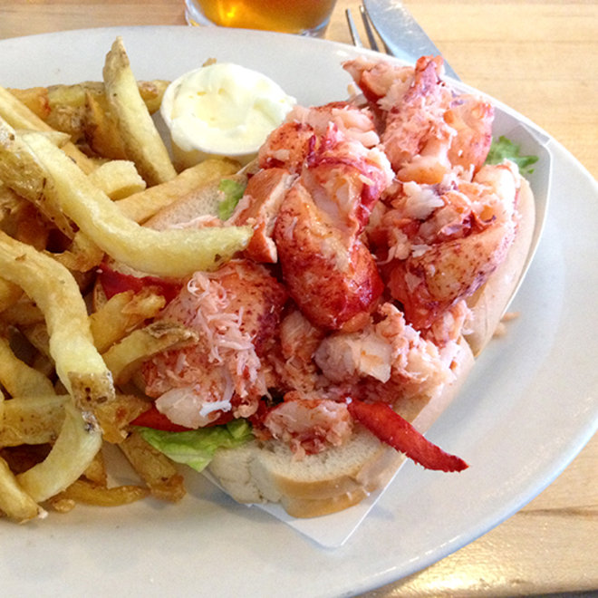 Food & Wine: The Bayside Lobster Roll