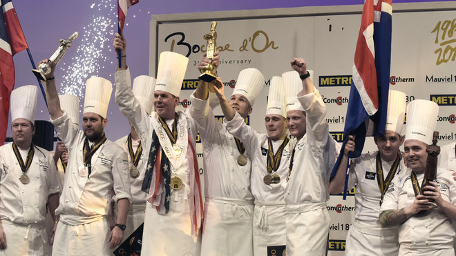 Bocuse d'Or International culinary competition