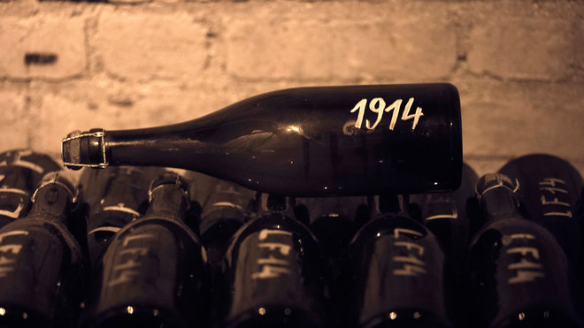 Food & Wine: Bollinger Sotheby's Auction