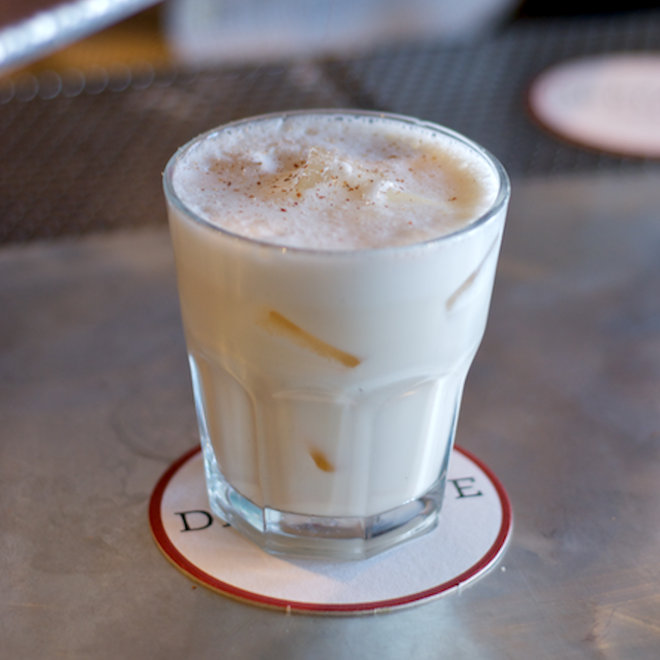 Food & Wine: Fort Defiance's Bourbon Milk Punch.