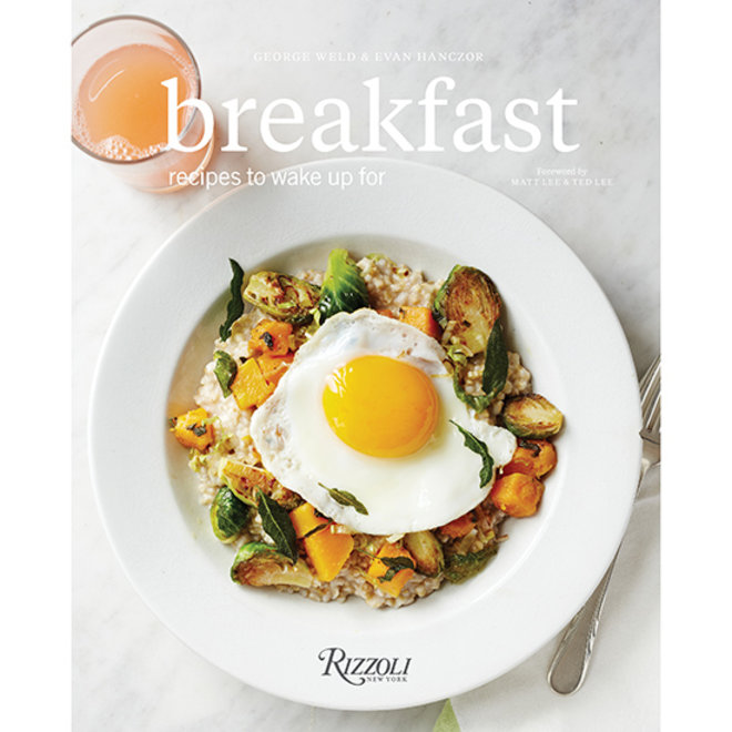 Food & Wine: Breakfast Cookbook