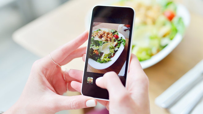 Food & Wine: Calorie Counting App