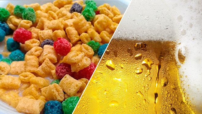 Food & Wine: Cap'n Crunch