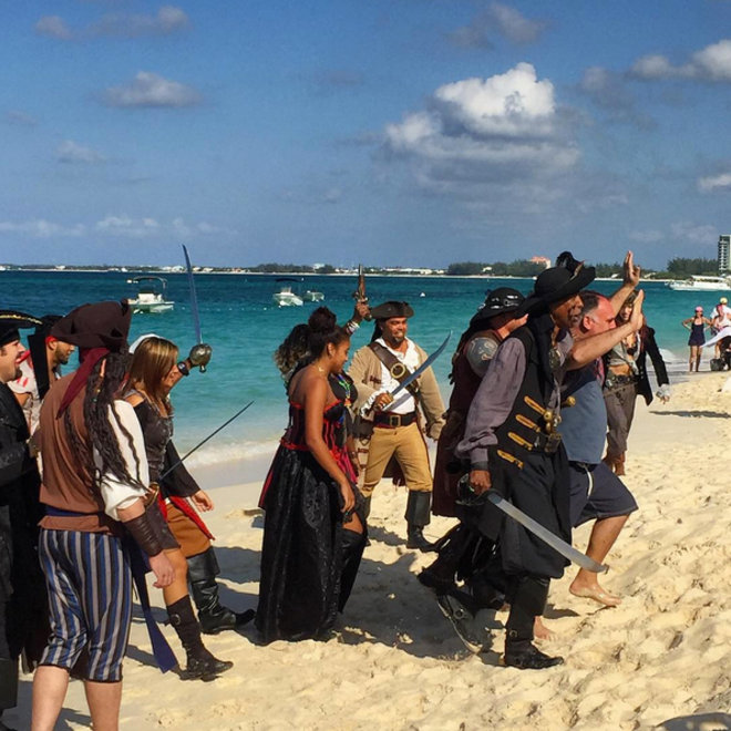 Food & Wine: The Cayman Cookout