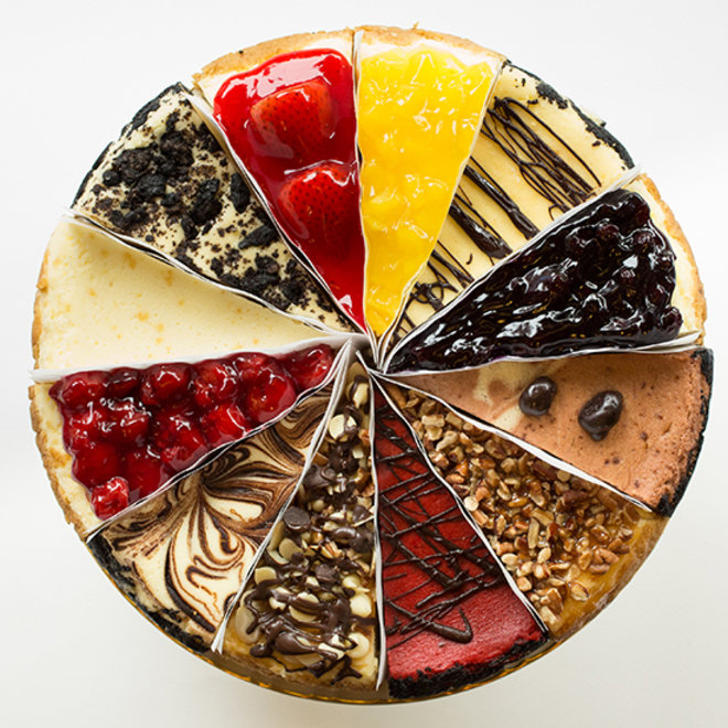 Food & Wine: Cheesecake