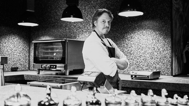 Food & Wine: chef grant achatz