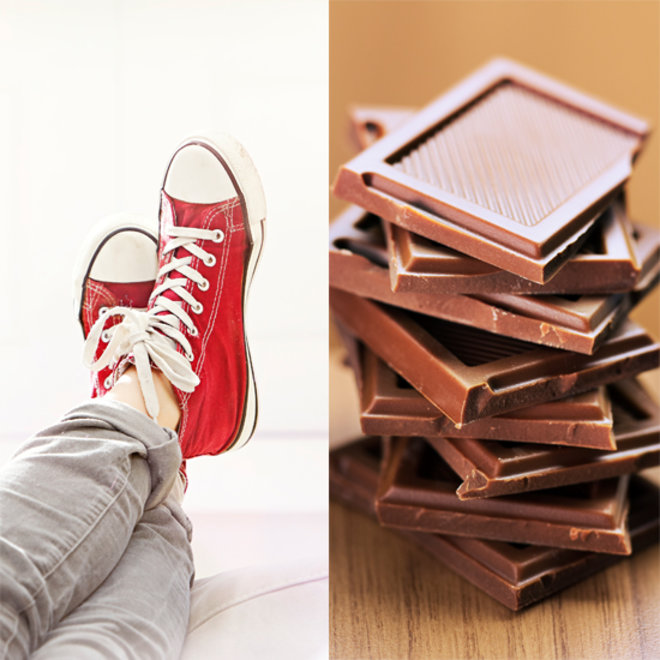 Chocolate and Shoes