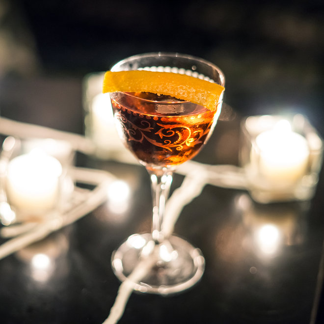 Food & Wine: As Time Goes By Cocktail