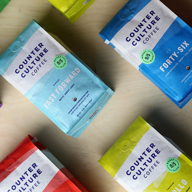 Food & Wine: Counter Culture Coffee