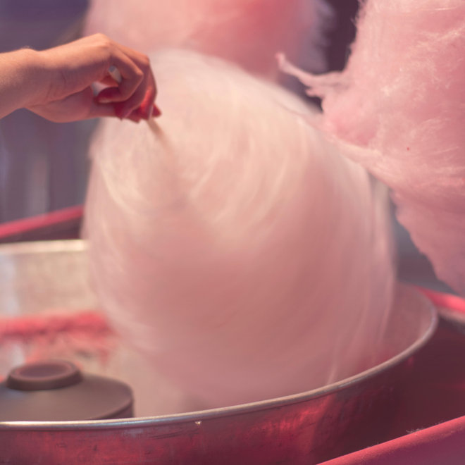 Food & Wine: Cotton Candy