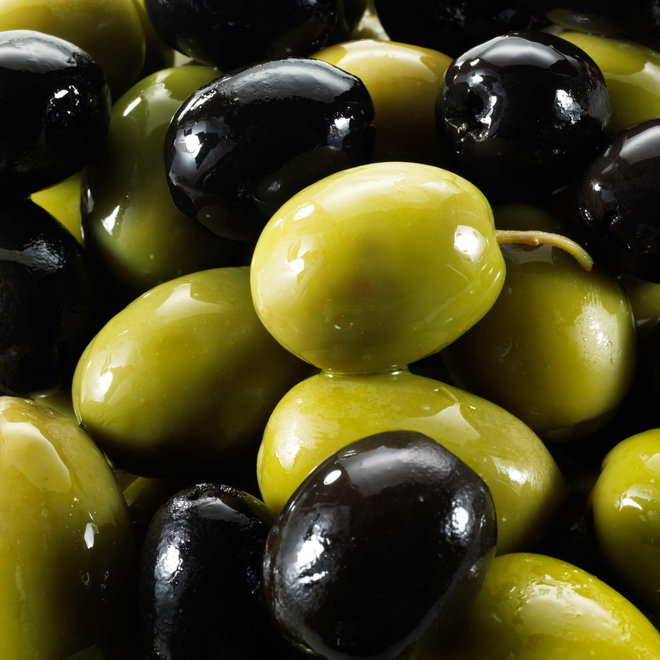 Food & Wine: Counterfeit Olives