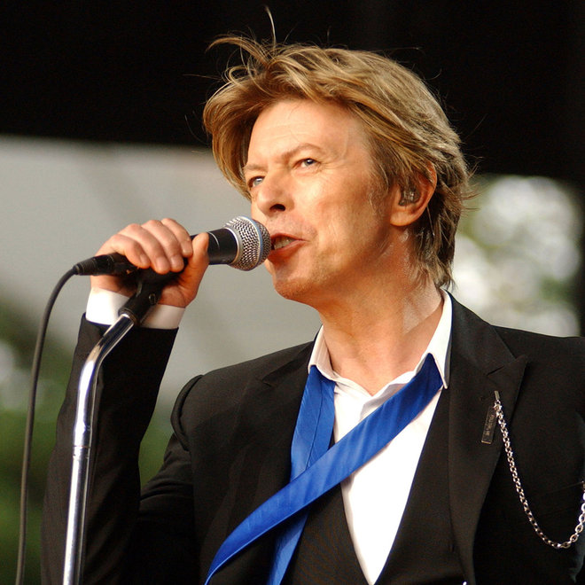 Food & Wine: David Bowie