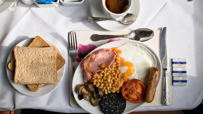 Food & Wine: English Breakfast