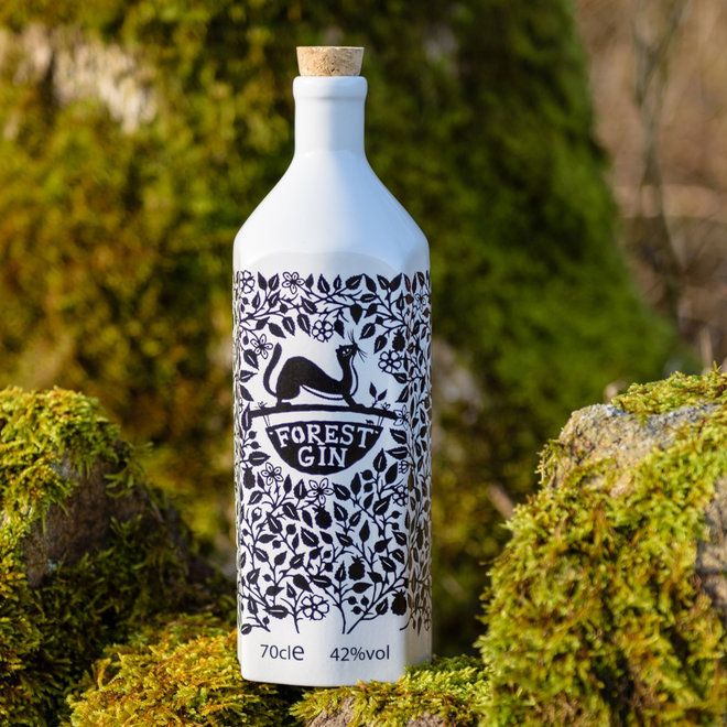 Food & Wine: Forest Gin