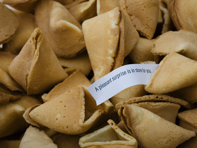 News image for Those Numbers in Fortune Cookies Might Actually be Lucky | Food & Wine in Food