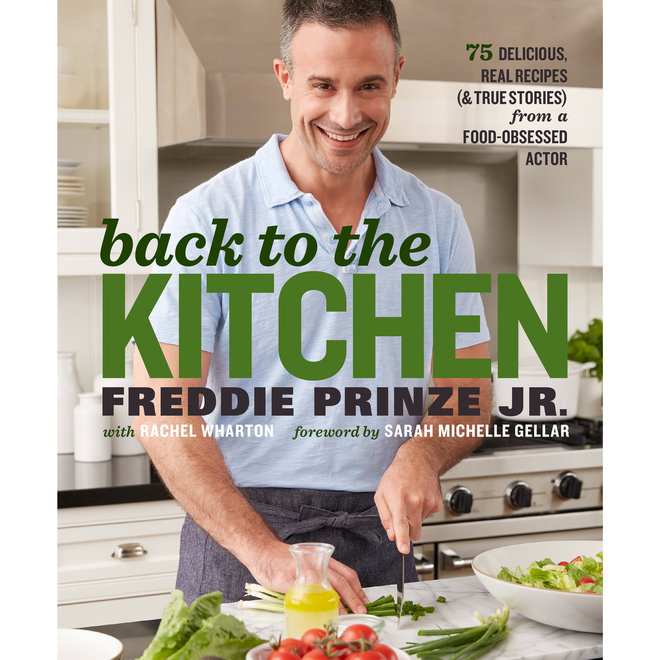 Food & Wine: Freddie Prinze Jr.'s Cookbook