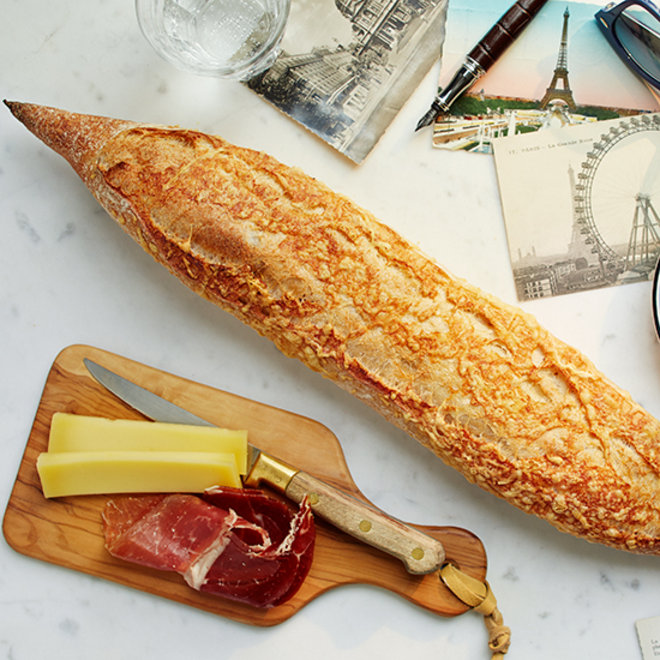 Food & Wine: Baguette Frenchie