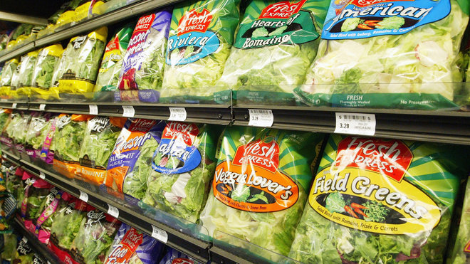 Food & Wine: Fresh Express Salad Recall