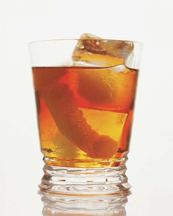 Food & Wine: 8 Scotchtails to Celebrate Burns Night