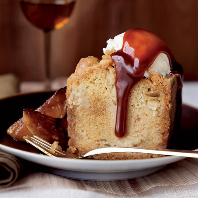 Food & Wine: Apple Cake