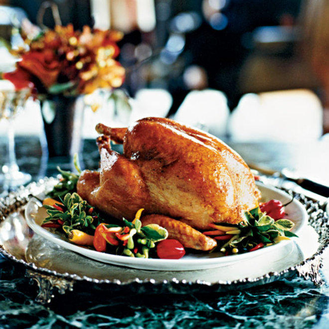 Food & Wine: 7 Must-Know Basics for Prepping Your Thanksgiving Ingredients